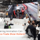 3D Engineering Animation for trade shows