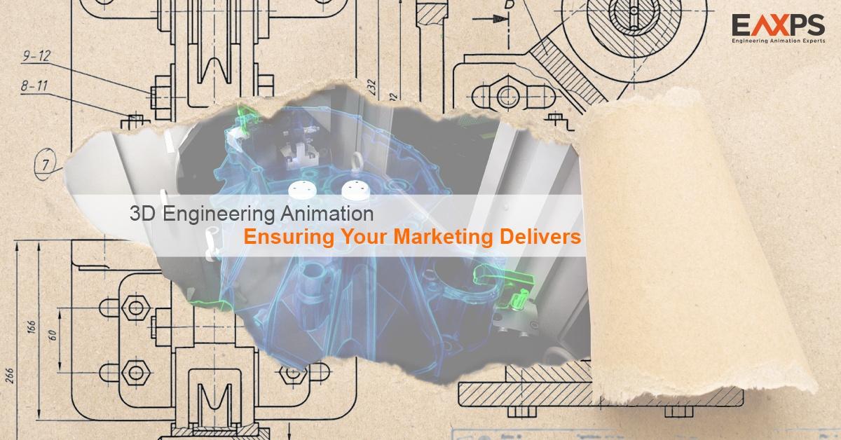 3D Animation Ensuring Marketing Delivers