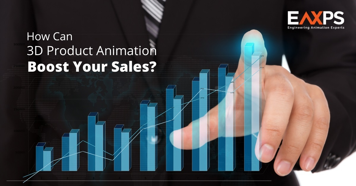 Boost sales with 3D Product Animation
