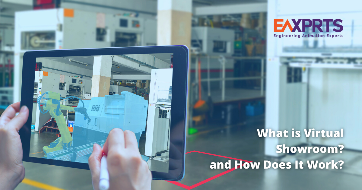 What is Virtual Showroom