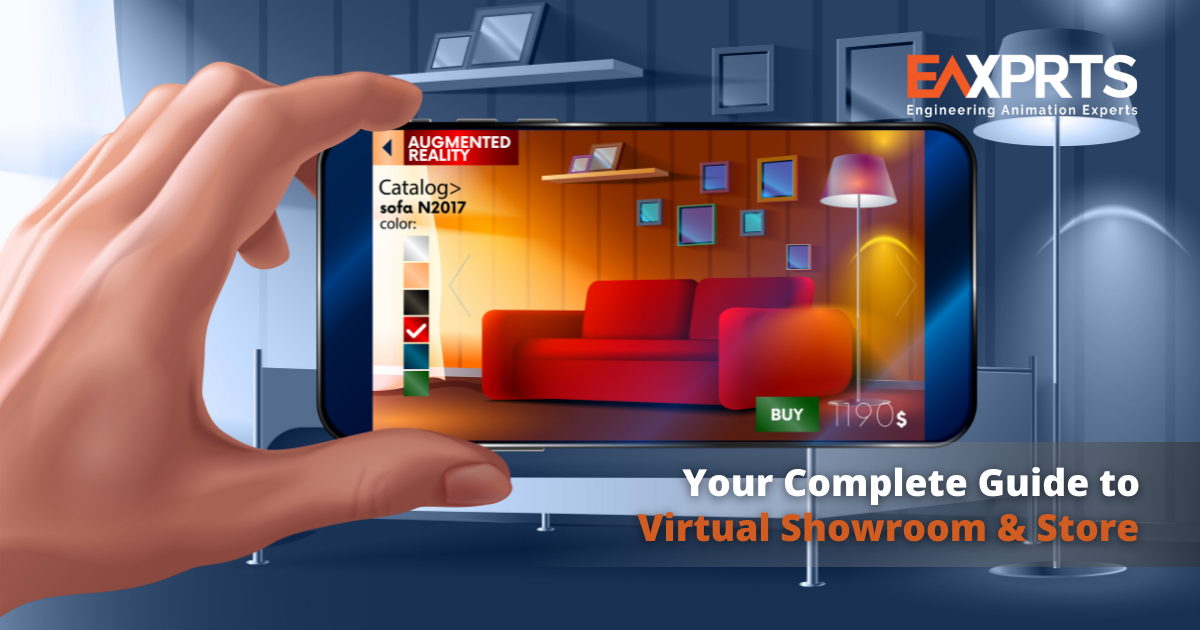 Your Complete Guide to Virtual Showroom or Store