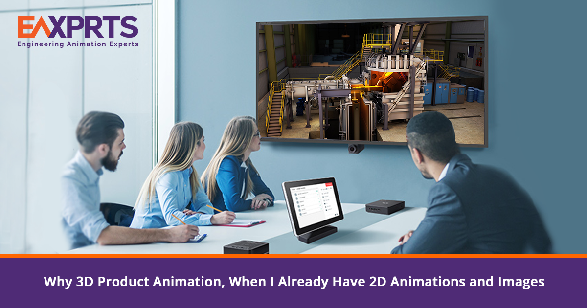 Why 3D Product Animation