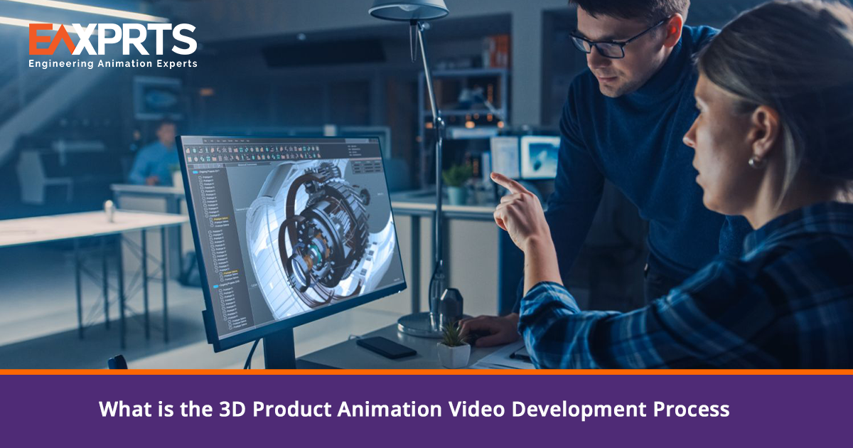What is the 3D Product Animation Video Development Process