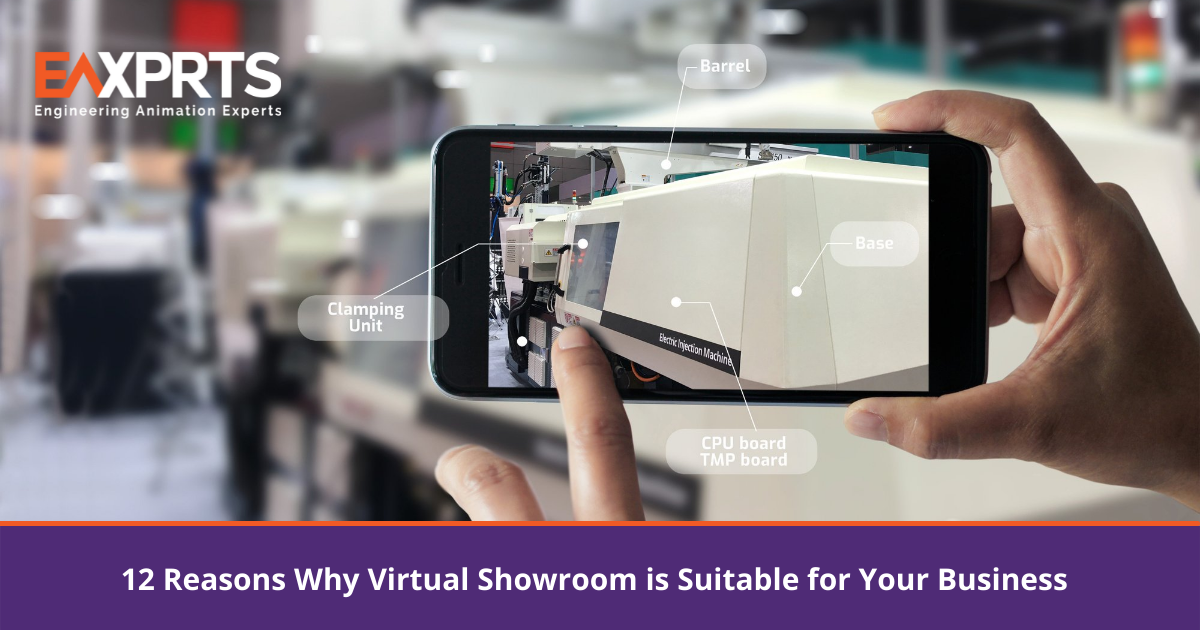 12 Reasons Why Virtual Showroom is Suitable for Your Business